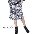 ankoROCK不思議の国のアリスハーフパンツ -90sスケーター-