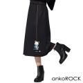 ankoROCK首つりネコスカート -レディース-