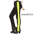 ankoROCK サイケデリックラインスウェットスキニー -スーパースリム-