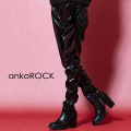 ankoROCK エナメルスキニー -スーパースリム-