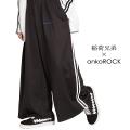 【受注予約】稲荷兄弟×ankoROCK限定コラボ ワイドパンツ