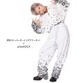 【受注予約】百花×ankoROCK限定コラボ リングバラバラパンツ -イージーワイド-