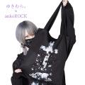 【予約】ゆきむら。×ankoROCK限定コラボ中島さんモノ退廃クロストートバッグ