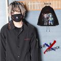 【予約】稲荷兄弟×ankoROCKリアル中二版天使(俊)と悪魔(凌)コーチジャケット
