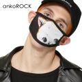 ankoROCK首つりネコマスク