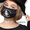 「ankoROCK RECORDS」アイロンDJベアマスク