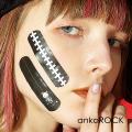【メール便対応】ankoROCK絆創膏 -首つりネコと縫合-