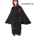 ankoROCKスパンキーリングジップ探偵コート