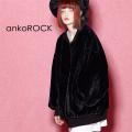 ankoROCKショートファーブルゾン -オーバーサイズ-