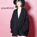 ankoROCK テーラードジャケット -オーバーサイズ-