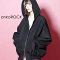 ankoROCK フーディーブルゾン -オーバーサイズ-
