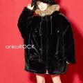 ankoROCK ショートファーN-3Bジャケット -オーバーサイズ-