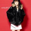 ankoROCK ショートファーN-2Bジャケット -オーバーサイズ-