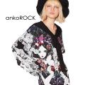 ankoROCK白雪姫セーラーカットソー -メガビッグ-