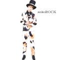ankoROCK三毛猫スーツセットアップ -タイト&ナード-