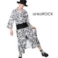 ankoROCK不思議の国のアリス浴衣 エクスクルーシブ