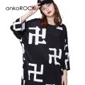ankoROCK卍Tシャツ -メガビッグ-