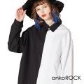 ankoROCK PANDAシャツ -スーパービッグ-