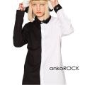 ankoROCK PANDAシャツ -タイト-