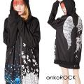 ankoROCKリィィィミックス!!!4号機パーカー -スーパービッグ- バーゲン