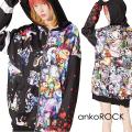 ankoROCKリィィィミックス!!!5号機パーカー -スーパービッグ- バーゲン