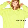 ankoROCK サイケデリックパーカー -スーパービッグ-
