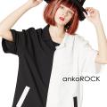 ankoROCK PANDA開襟シャツ -スーパービッグ-