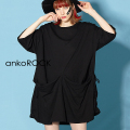ankoROCKサイドコードTシャツ -メガビッグ- SALE