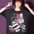 ankoROCK7つの大罪『強欲』Tシャツ -メガビッグ- SALE