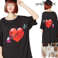 ankoROCK一目惚れTシャツ -メガビッグ-