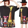 ankoROCKWe are the WorldTシャツ -メガビッグ-