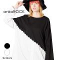 ankoROCK二代目移植カットソー -メガビッグ-