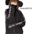 ankoROCK I WANT TO DIE...ボリュームネックジャージ -スーパービッグ-