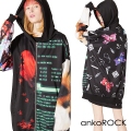 ankoROCKリィィィミックス!!!6号機パーカー -スーパービッグ- バーゲン
