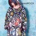ankoROCKステンドグラスパーカー -スーパービッグ-