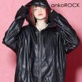 ankoROCKレザーパーカー -スーパービッグ-