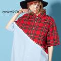 ankoROCK移植シャツ -スーパービッグ-