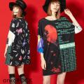 ankoROCKリィィィミックス!!!6号機Tシャツ -メガビッグ-