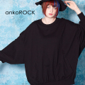 ankoROCKスウェット -オーバーサイズ-