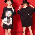 ankoROCK Re:ゾディアックガールズ『おひつじ座ちゃん』Tシャツ -メガビッグ-