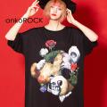 ankoROCK変わってゆくモノ、変わらないモノTシャツ -メガビッグ- SALE