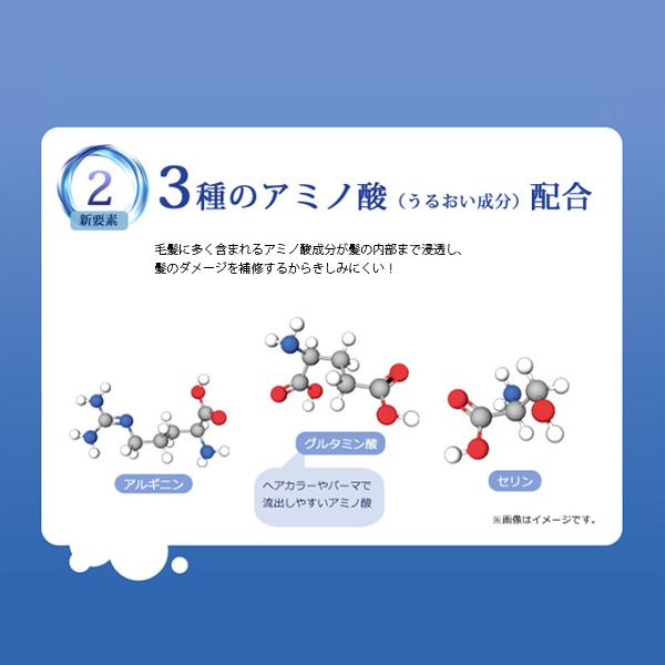 エブリ むらさきシャンプー むらさきトリートメント 3種のアミノ酸配合