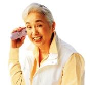 カンタンに使えて、はっきり聞こえる。携帯助聴器 ボイスメッセ【BM-1】