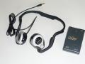 【耳をふさがず装着できる!】骨伝導集音器 MA-700