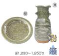 ビードロ釉 (粉末) 1kg