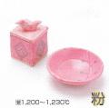 ピンク釉 (粉末) 1kg