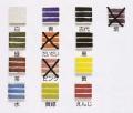 楽焼き下絵の具A (無鉛) 10色セット