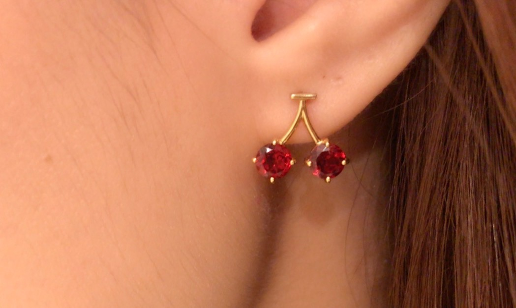 【selva secreta】CHERRY PIERCE