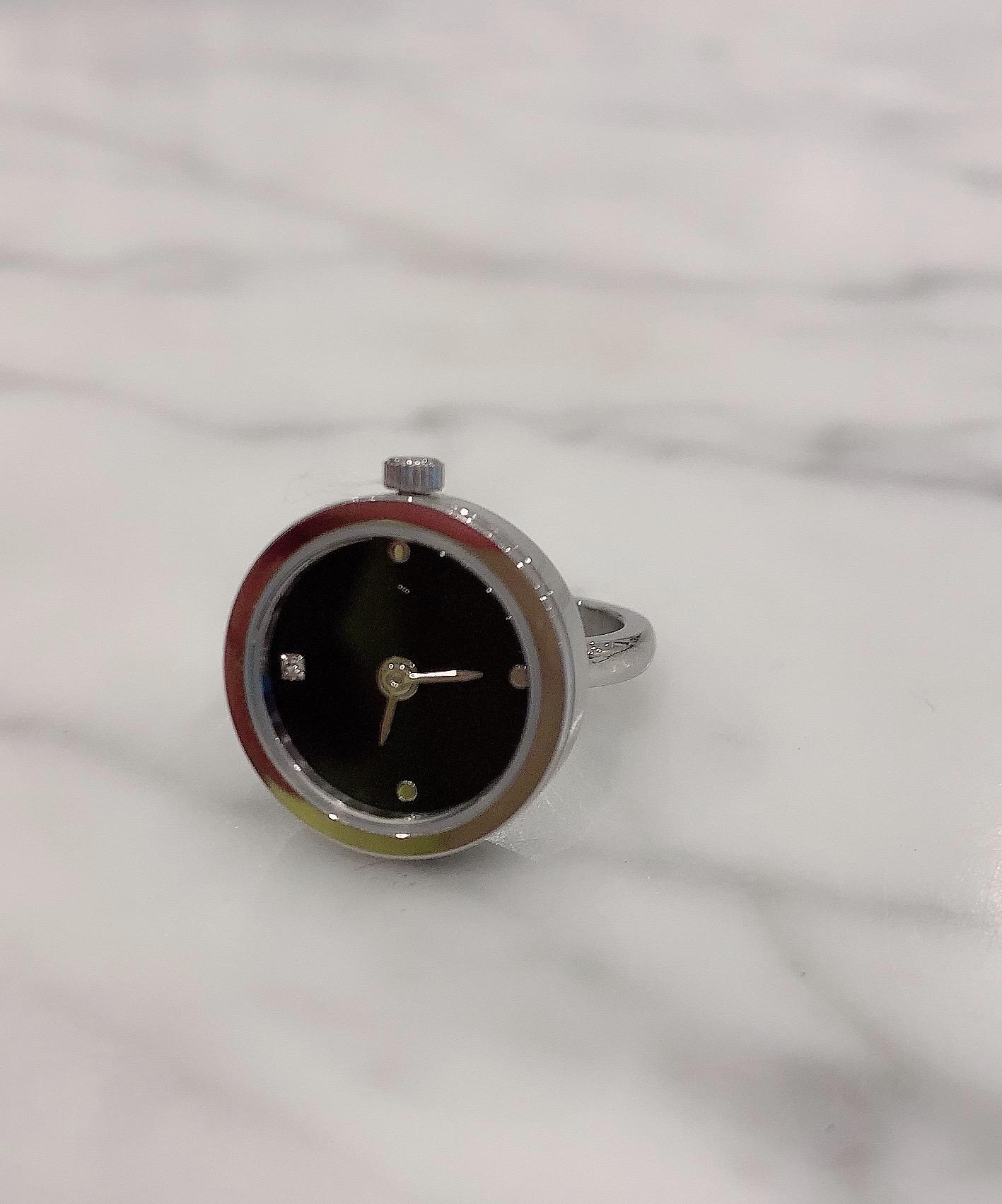 【selva secreta】Watch ring