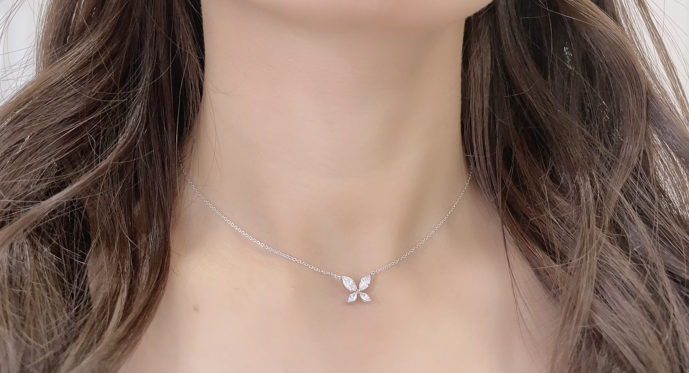 【selva secreta】Butterfly Necklace